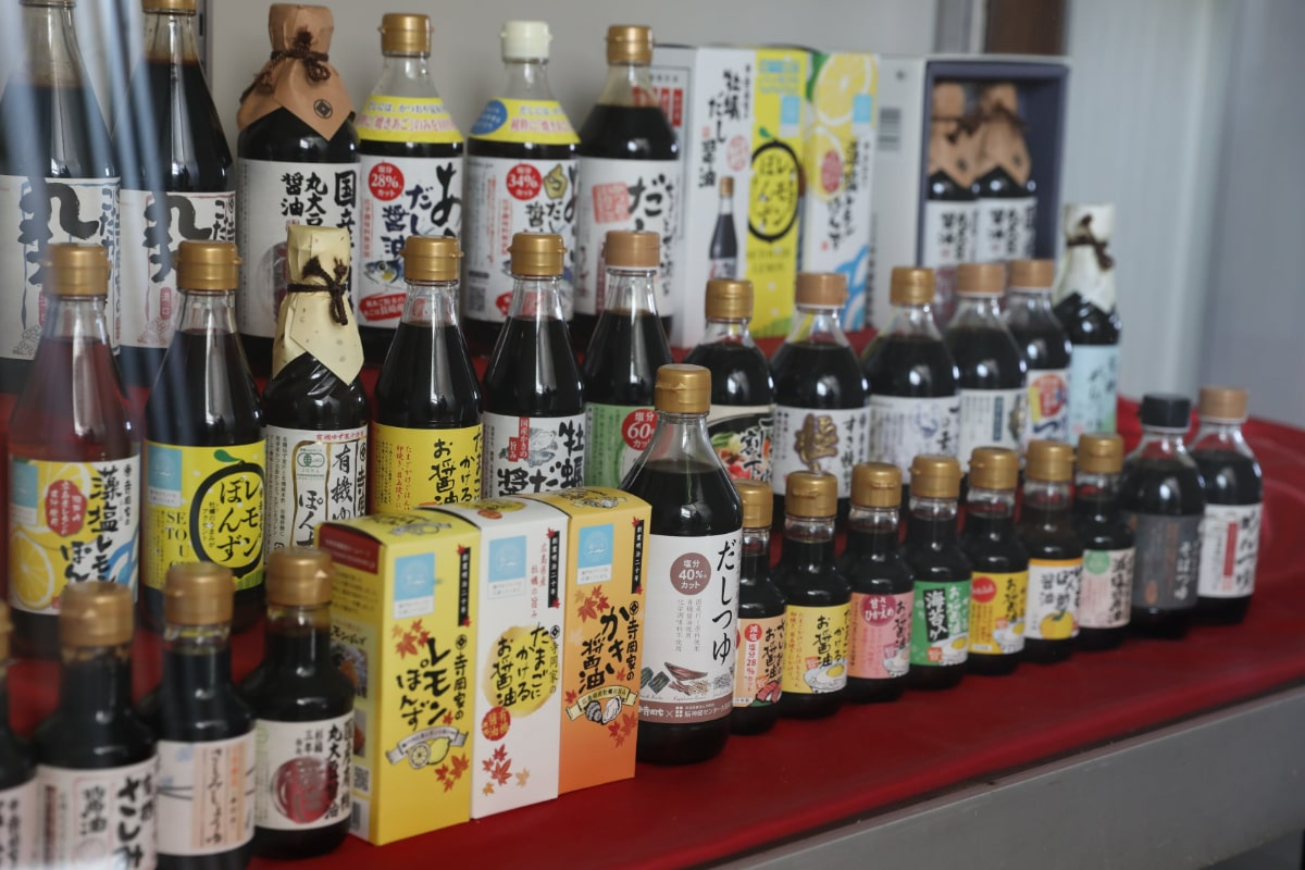 寺岡有機醸造の商品