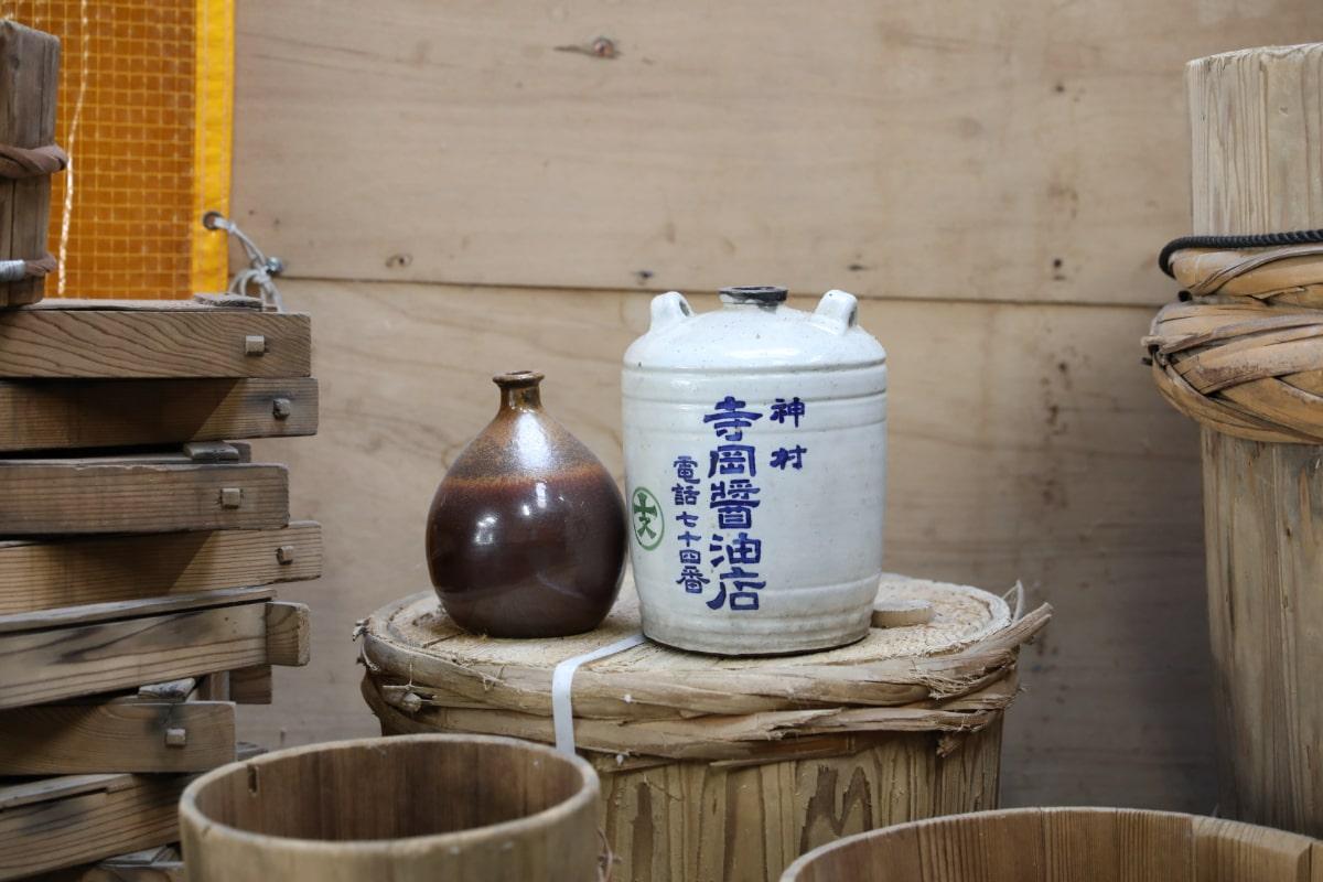醸造蔵の道具