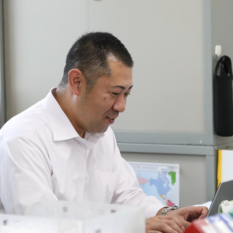 寺岡有機醸造で働くスタッフ
