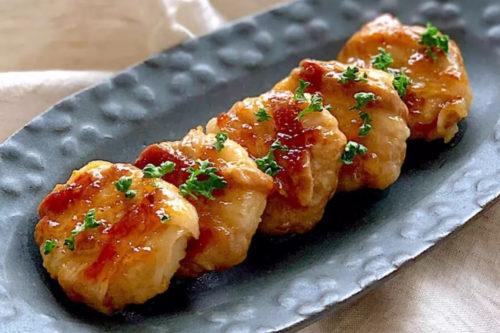長芋 豚肉 レシピ