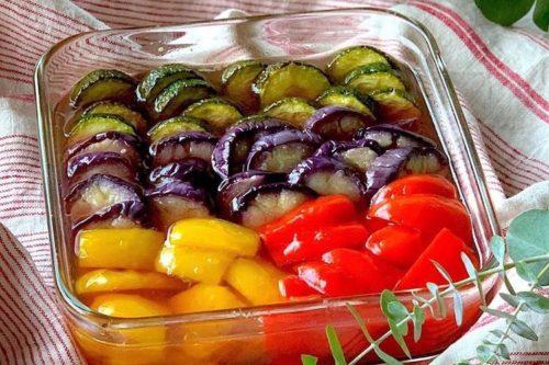 夏野菜 マリネ レシピ